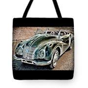 Former East Germany I F A Car Tote Bag