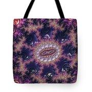 Fractal, Pattern, Kaleidoscope, Art Tote Bag