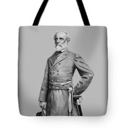 General Robert E Lee Tote Bag