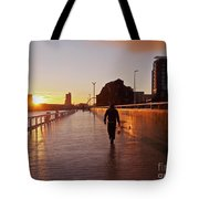 Glasgow, Scotland Tote Bag