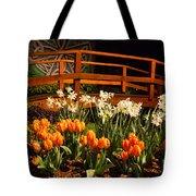 Imaginative Landscape Design Tote Bag