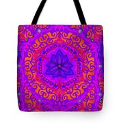 Indian Fabric Pattern Tote Bag