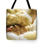 Indonesian Food Tote Bag