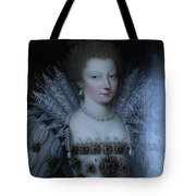 Inside Chantilly Castle France Tote Bag