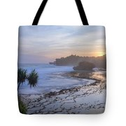Kukup Beach - Java Tote Bag
