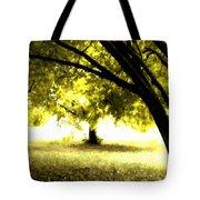 Landscape Wall Tote Bag