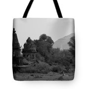 Mahuli Village Tote Bag