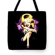 Marlyn Monroe Tote Bag