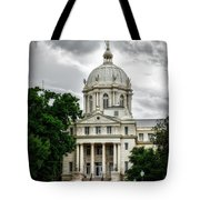 Mc Lennan County Courthouse - Waco Texas Tote Bag