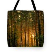 Nature In Tote Bag