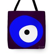 Nazar - Evil Eye Tote Bag