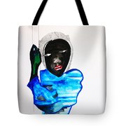 Nuer Lady - South Sudan Tote Bag