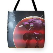 Overwatch Tote Bag
