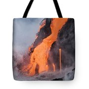 Pahoehoe Lava Flow Tote Bag