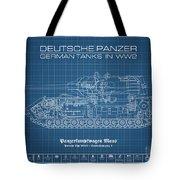 Panzerkampfwagen Maus Tote Bag