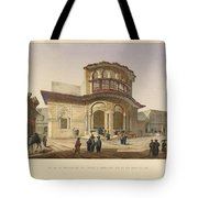 Pascal Xavier Coste Tote Bag