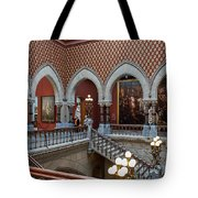 Pennsylvania Academy Of The Fine Arts Tote Bag