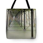 Saltburn Pier Tote Bag