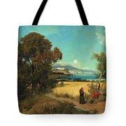 Sicilian Scene Tote Bag