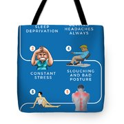 7 Signs You Need A Body Massage Now Tote Bag