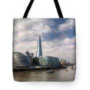 Southwark Skyline Tote Bag