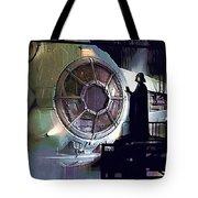 Star Wars Episode 5 Poster Tote Bag