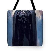 Star Wars Episode 6 Poster Tote Bag