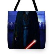 Star Wars Heroes Poster Tote Bag