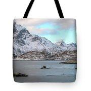 Sund, Lofoten - Norway Tote Bag
