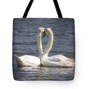 Swan -- Tote Bag