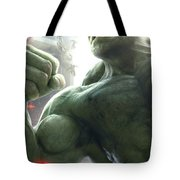The Avengers Age Of Ultron 2015 Tote Bag