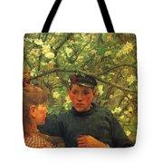 The Promise Walker Henry Scott Tuke Tote Bag