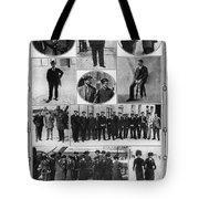 Titanic: Survivors, 1912 Tote Bag