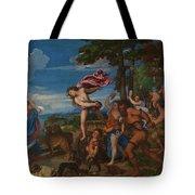 Titian Tote Bag