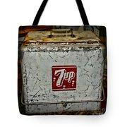 7 Up Vintage Cooler Tote Bag