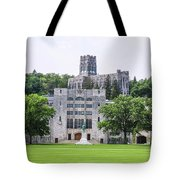 West Point Chapel Tote Bag