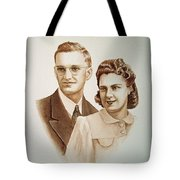 70 Years Together Tote Bag