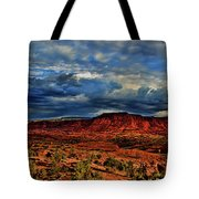 Capitol Reef National Park Tote Bag
