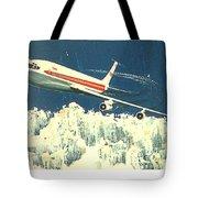 707 In The Air Tote Bag