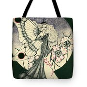 70's Angel Tote Bag
