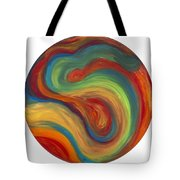 70s Influence Tote Bag