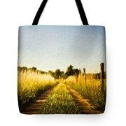 A Landscape Nature Tote Bag