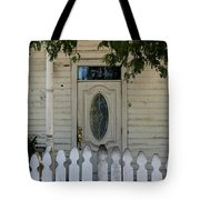 724 Key West Door Tote Bag