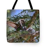 7311 Tilted Nest Feeding Tote Bag