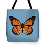 74- Monarch Butterfly Tote Bag