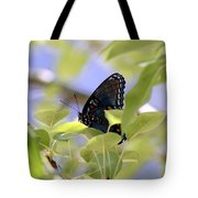 7759 - Butterfly Tote Bag