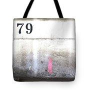 79 Tote Bag