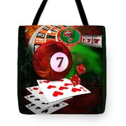 7's Up Tote Bag