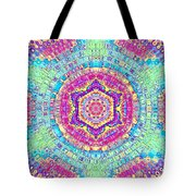 7th Dimension Activation 7 Tote Bag
