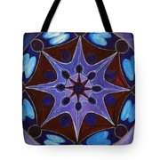 7th Mandala - Crown Chakra Tote Bag